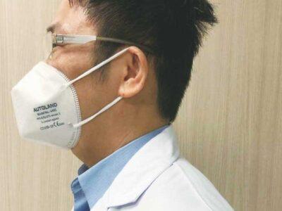東建安高階立體口罩 提升貼合防護