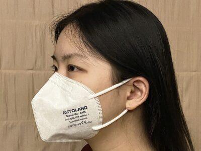 東建安3D口罩舒適高密合、防護強獲歐盟認證